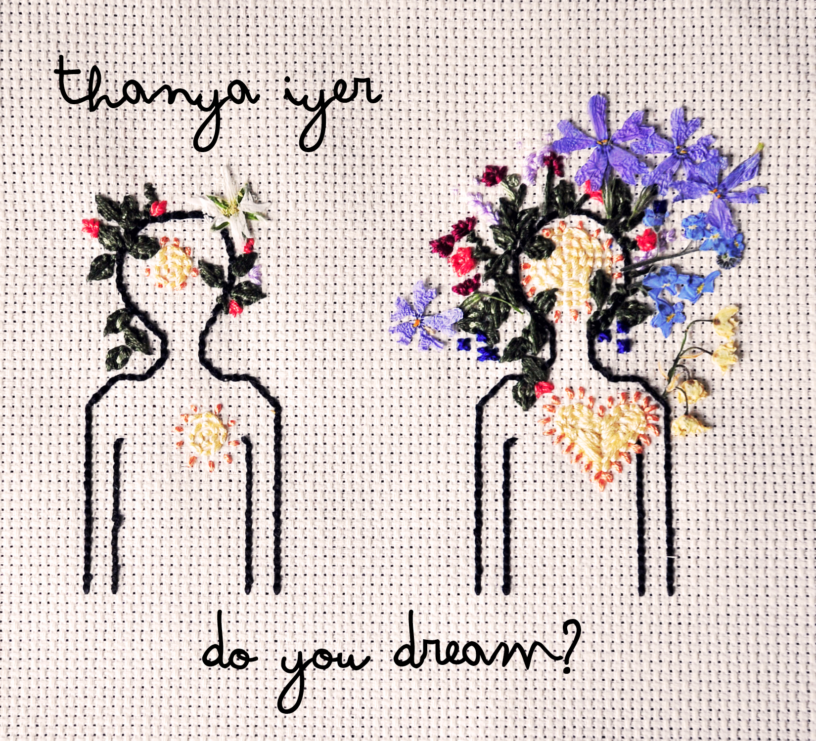 Thanya Iyer, Do You Dream?